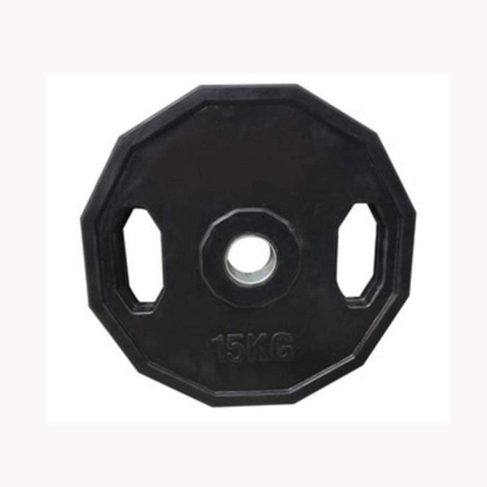 BARRE HALTERE POIDS Alvis Plaques de Poids Vinyle de Disque 2,5 kg, 5 kg, 10 kg, 15 kg, 20 kg, 25 kg, (Choix de Tailles) pour Un353