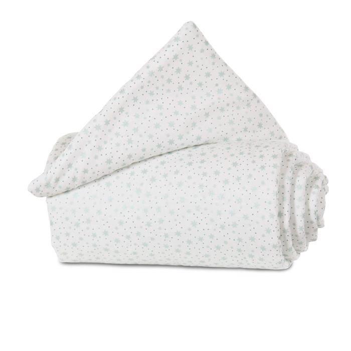 Babybay Tour de lit en coton biologique pour original Blanc - 100857