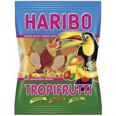 Haribo Tropifrutti, 22 sacs de 200 g