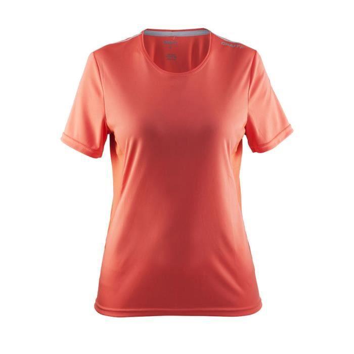 T-shirt de Running Femme Craft Mind