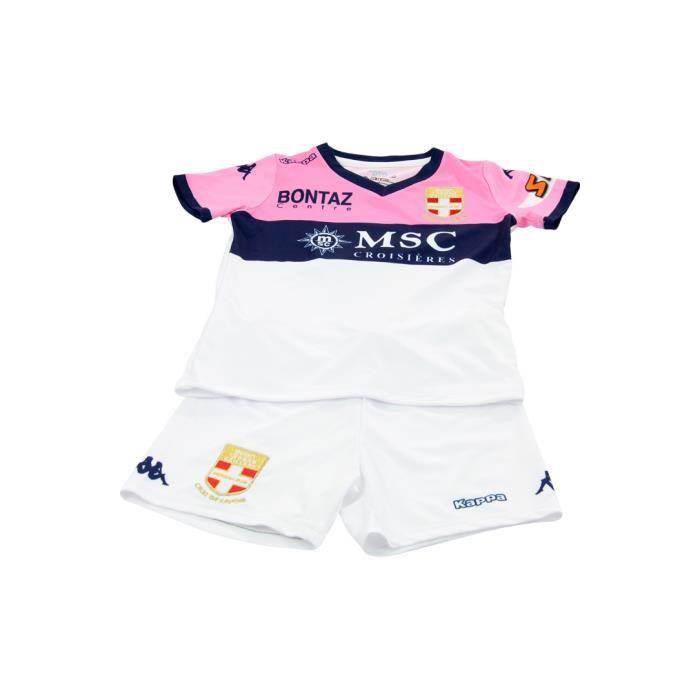 Mini-kit Evian Thonon Gaillard 2016-2017