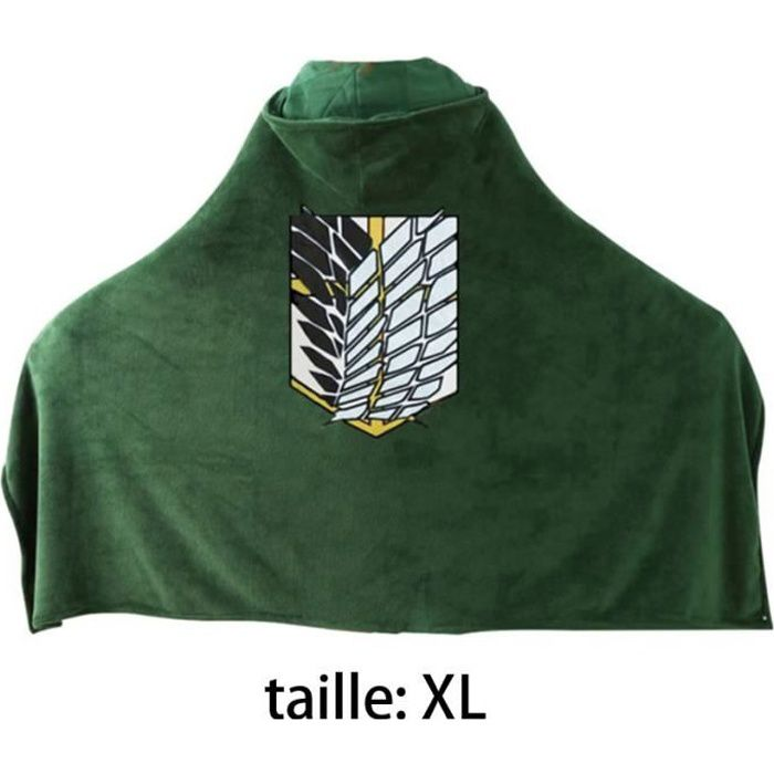 attack on titan clothing levi L Attaque des Titans manteau scout regiment manteaux Shingeki no Kyojin couverture aot cosplay