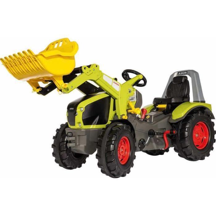 Tracteur X-Trac Premium CLAAS Axion 960 avec chargeur et changement de vitesse, 3-11 ans