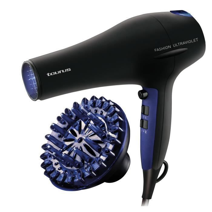 TAURUS 900.112 Sèche-cheveux Fashion Ultraviolet 2200W
