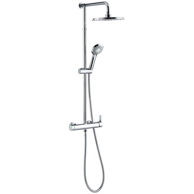 VERONA - 213122 - Colonne de douche avec mitigeur mécanique en laiton