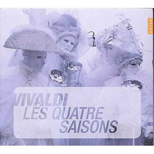 les quatre saisons by antonio vivaldi achat cd cd. Black Bedroom Furniture Sets. Home Design Ideas