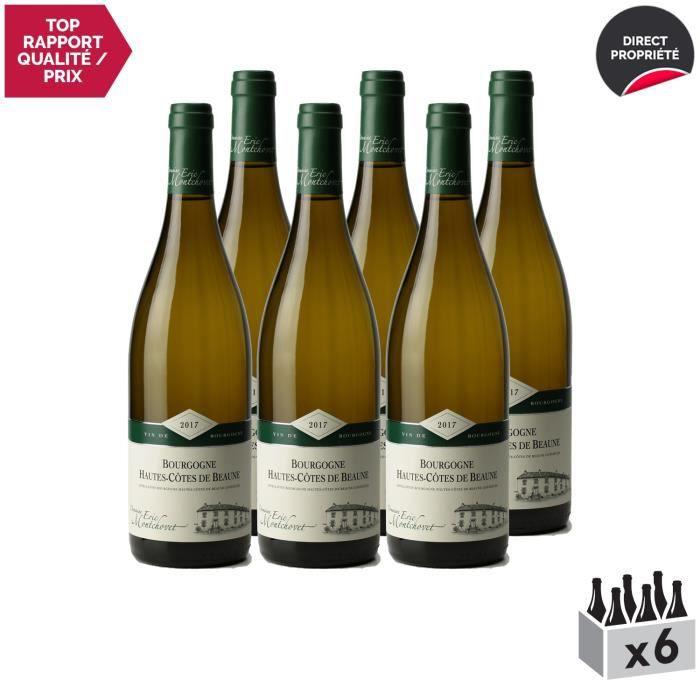 VIN ROUGE Bourgogne Hautes Côtes de Beaune Blanc 2017 - Doma