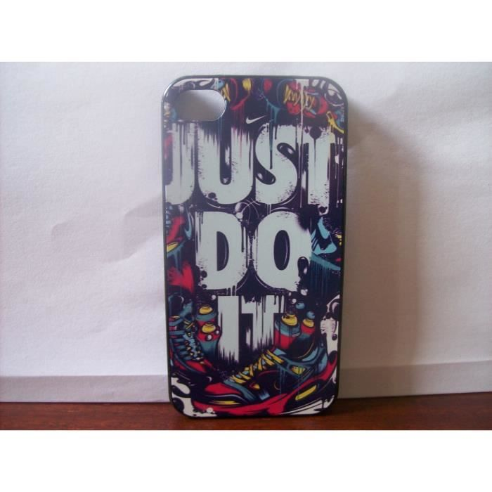 coque nike iphone 4 4s neuf motif d achat vente coque. Black Bedroom Furniture Sets. Home Design Ideas
