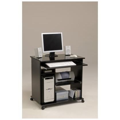 Bureau informatique mobile poppy achat vente bureau for Monsieur meuble bureau informatique