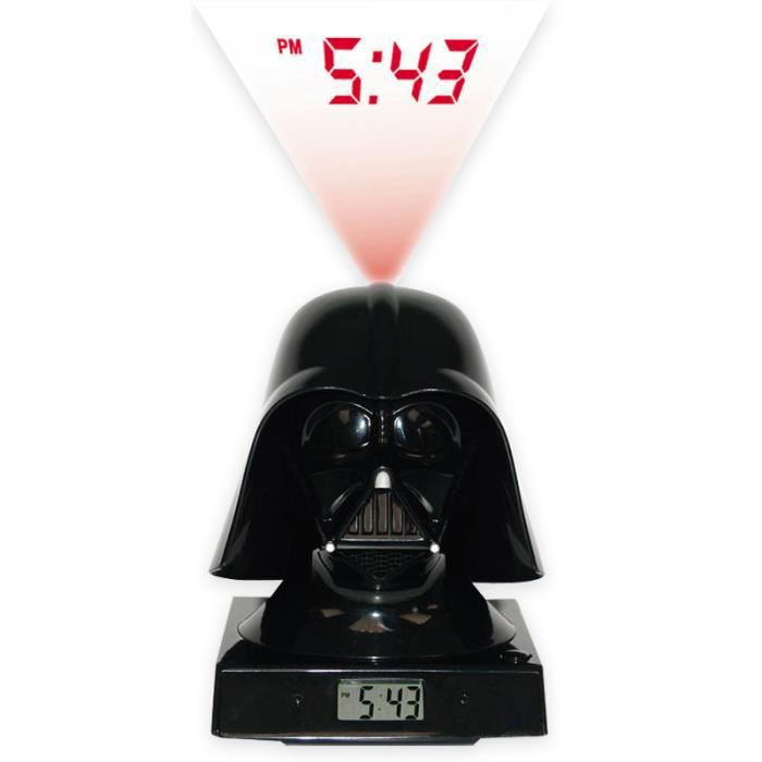 r veille matin star wars dark vador radio r veil avis. Black Bedroom Furniture Sets. Home Design Ideas