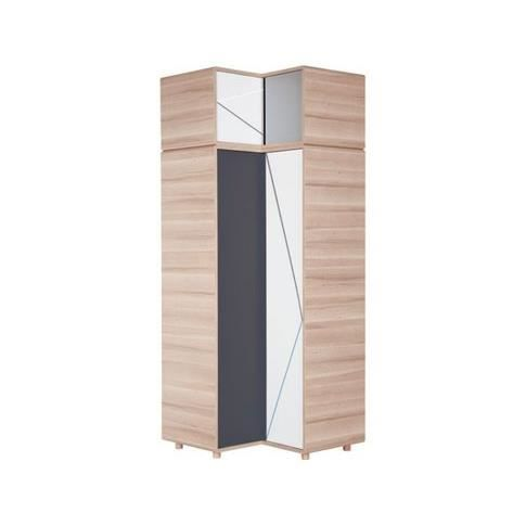 armoire d angle pour chambre enfant evolve surmeuble. Black Bedroom Furniture Sets. Home Design Ideas