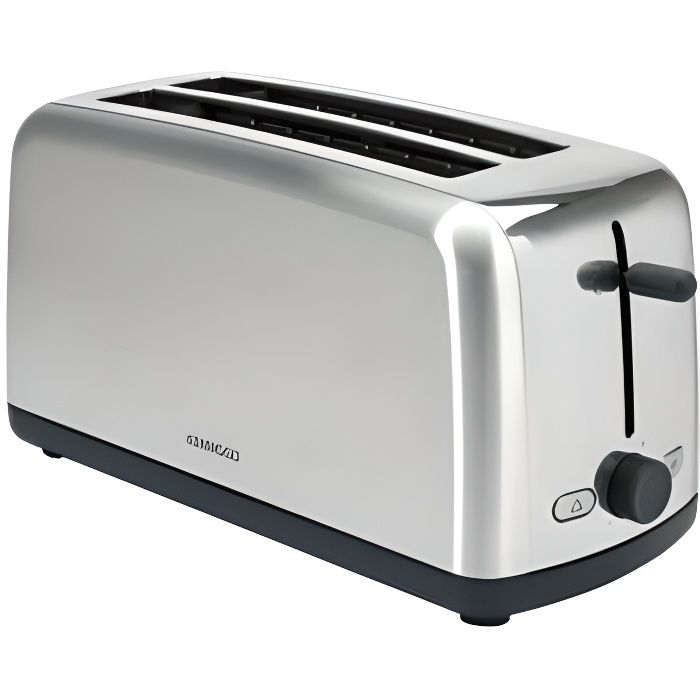 grille pain kenwood ttm470 achat vente grille pain toaster cdiscount. Black Bedroom Furniture Sets. Home Design Ideas