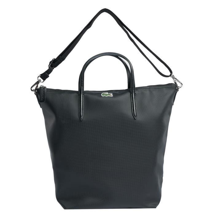 Lacoste Femme Accessoires / Sac Bag noir taille un