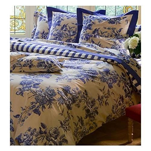 Manuel canovas housse de couette melisande 270x240 for Housse de couette laura ashley