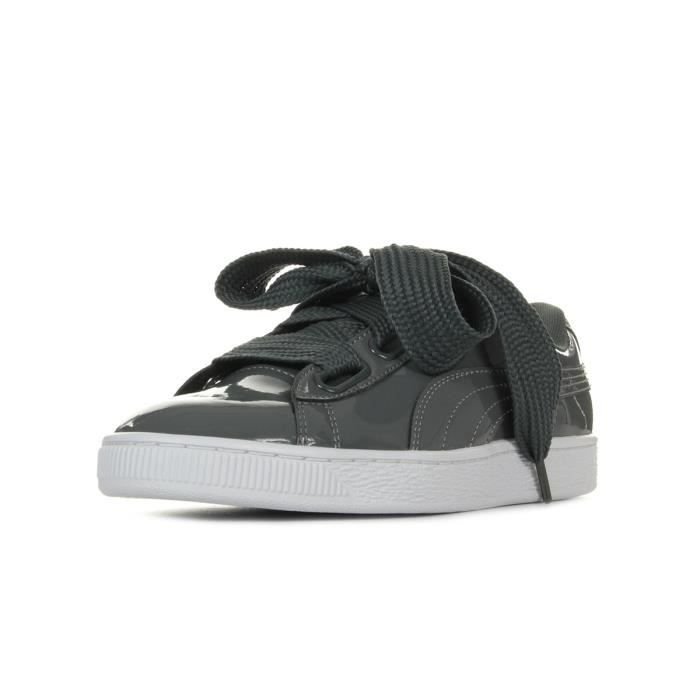 reputable site 55920 1f046 Baskets Puma Basket Heart Patent Wn's