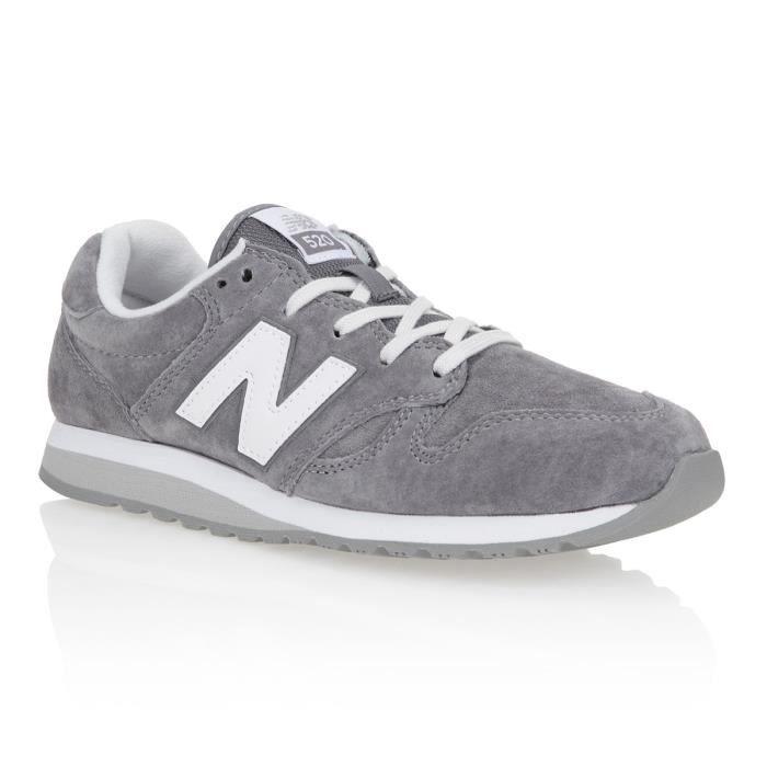 new balance 520 femme grise