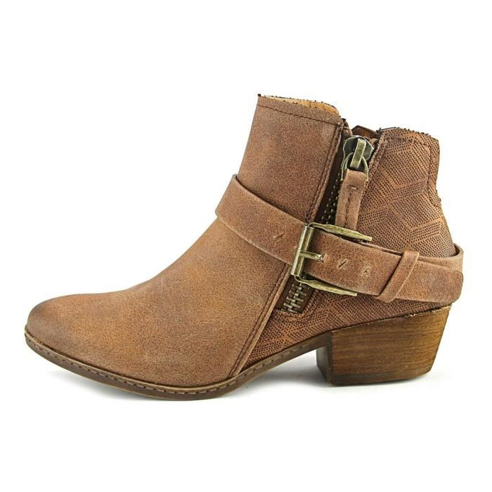 Not Rated Tessa Femmes US 9.5 Beige Bottine