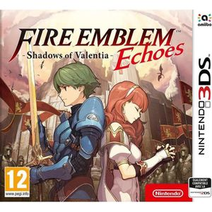 JEU 3DS Fire Emblem Echoes : Shadows of Valentia Jeu 3DS