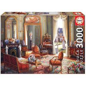 PUZZLE EDUCA  3000 a moment alone