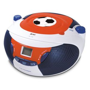 MET 477123 Radio CD-MP3 Foot