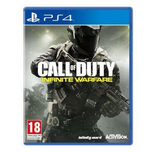 JEU PS4 Call of Duty Infinite Warfare PS4