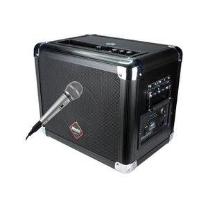 ENCEINTE NOMADE Alecto MPA-85BT Haut-parleur pour système d'assist