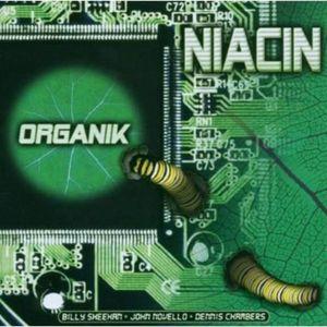 CD POP ROCK - INDÉ Niacin - Organik