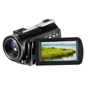 APPAREIL PHOTO RÉFLEX Caméra vidéo 4K Ultra HD 60FPS avec microphone ext