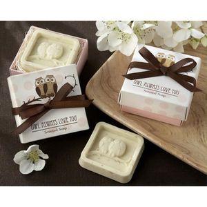 SAVON - SYNDETS La main hibou Design Bath savon savon Valentine Pa