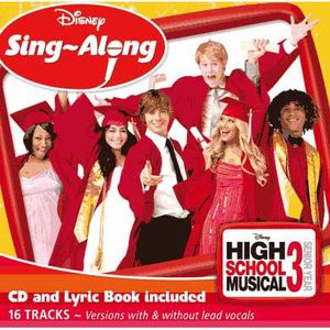 CD MUSIQUE DE FILM - BO Disney singalong - High school by Bande Originale…