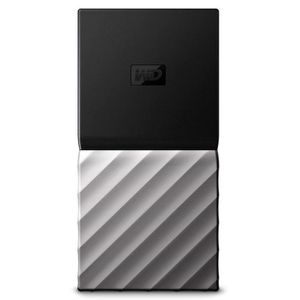 DISQUE DUR EXTERNE WD My Passport SSD - Disque SSD portable - 2To