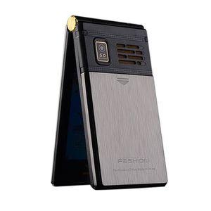 Téléphone portable Double écran double Double Carte SIM écran tactile