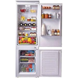 RÉFRIGÉRATEUR CLASSIQUE Candy CCS250A Réfrigérateur-congélateur intégrable