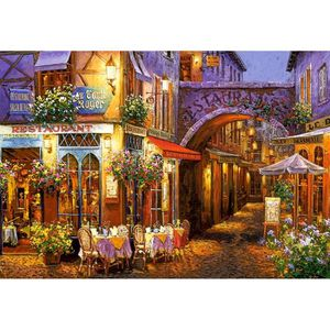 PUZZLE Castorland Evening in Provence, Jigsaw puzzle, Art