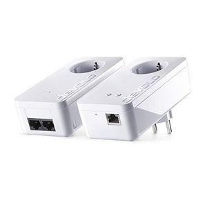 COURANT PORTEUR - CPL Devolo dLAN 550+-Adaptateur pour réseau CPL Pow