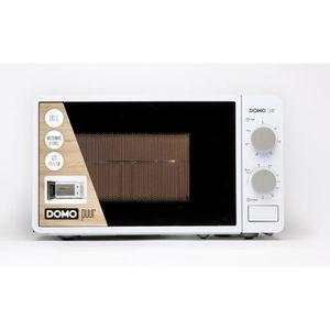 MICRO-ONDES DOMO - Four à micro-ondes avec grill 20L - 700 - 8