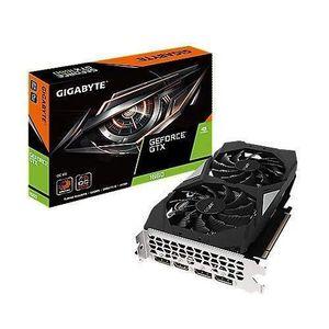 CARTE GRAPHIQUE INTERNE Gigabyte GV-N1660OC-6GD Carte Graphique GeForce GT
