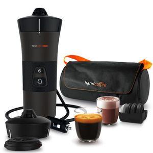 MACHINE À CAFÉ Handcoffee Auto Travel Pack coffret machine café v