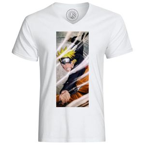 T-SHIRT T-shirt uzumaki naruto ninja kunai manga