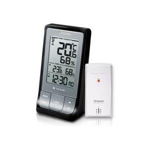 Avec Alarme De Gel Thermom�tre Int.//Ext -50�//+70�C Sumex