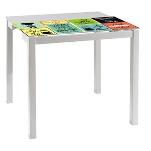 Table de cuisine extensible achat vente table de for Table extensible cuisine