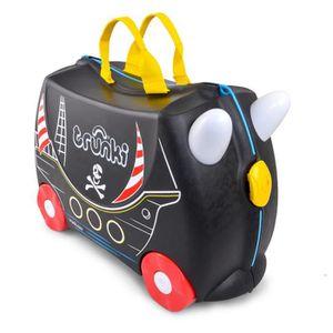 VALISE - BAGAGE TRUNKI Valise Porteur à roulettes pour enfants - P