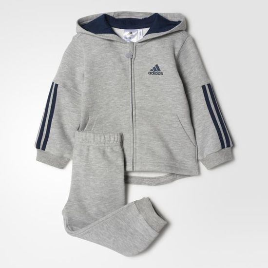1f20bfe34f376 COMBINAISON DE RUNNING Survêtement adidas bébés Sports Performance Hooded