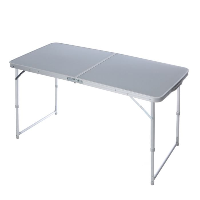 Table de camping valise pliante 4 6 personnes prix for Table valise