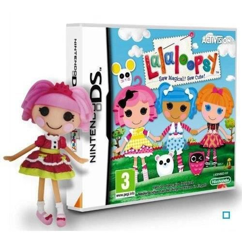 Jeux DS / DSI ACTIVISION LALALOOPSY