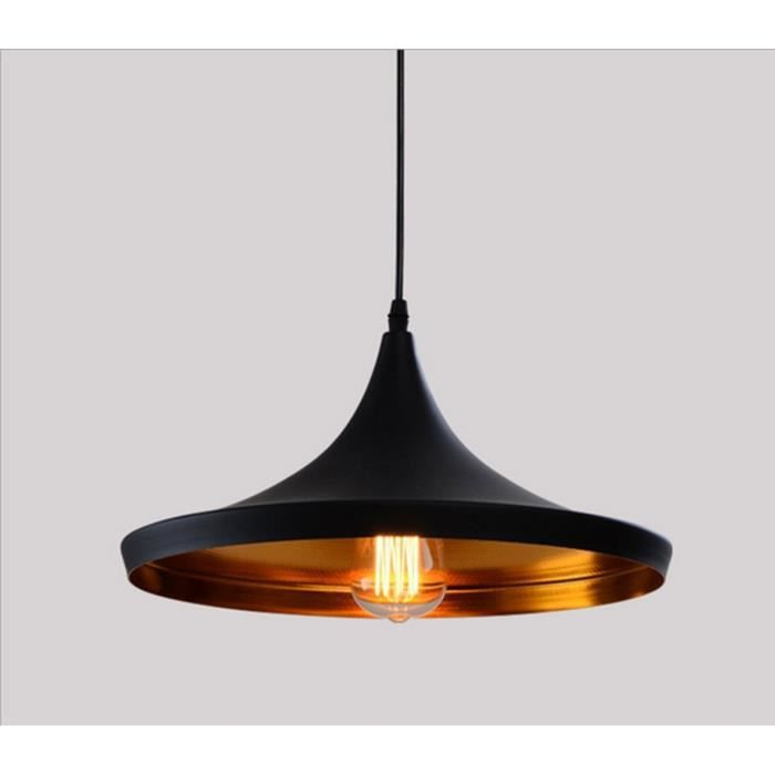 e27 m tal vintage suspensions luminaire lampes retro pendentif clairage industriel antique. Black Bedroom Furniture Sets. Home Design Ideas
