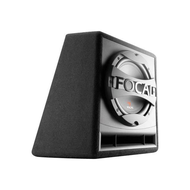 focal sbp25 caisson subwoofer 25cm 500w haut parleur. Black Bedroom Furniture Sets. Home Design Ideas