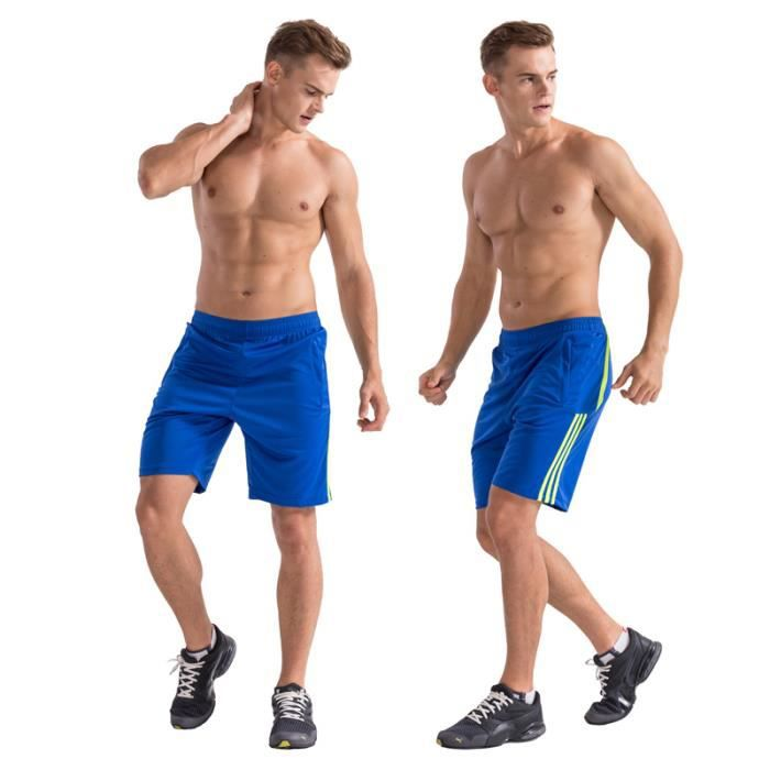 tenue de sport shorts homme running fitness casual shorts. Black Bedroom Furniture Sets. Home Design Ideas