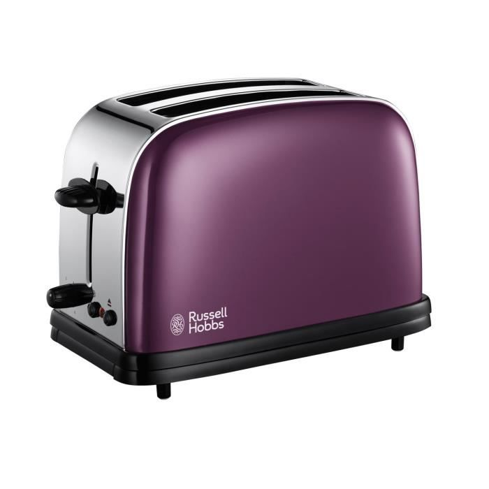 Grille pain russel hobbs 14963 56 achat vente grille pain toaster cdiscount - Grille pain russel hobbs ...