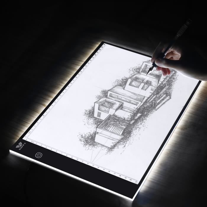 Table lumineuse dessin achat vente table lumineuse dessin pas cher cdiscount - Table lumineuse dessin pas cher ...